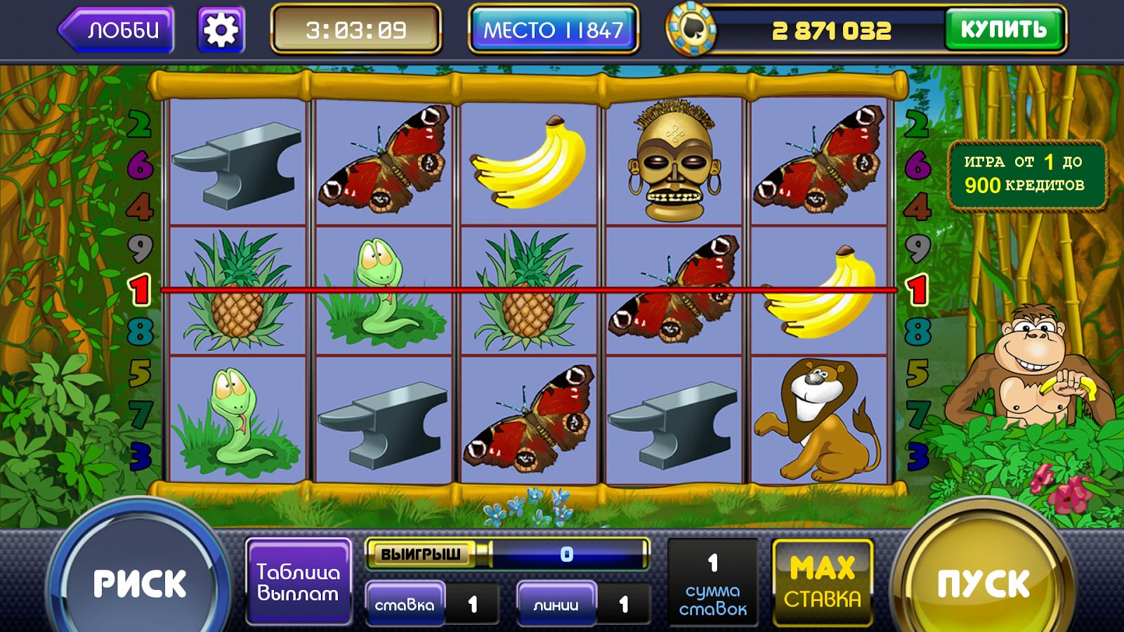 Игровой Автомат Мартышки