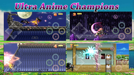 Ultra Anime Champions 1.0.5 screenshots 5