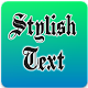 Download Stylish Fancy Text Generator For PC Windows and Mac