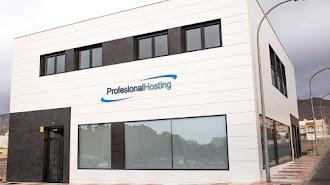 ProfesionalHosting, una empresa de hosting que ofrece soluciones al cliente y se adapta a las necesidades del mismo de forma flexible y versátil.