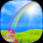 Arco Iris Fondo Animado icon