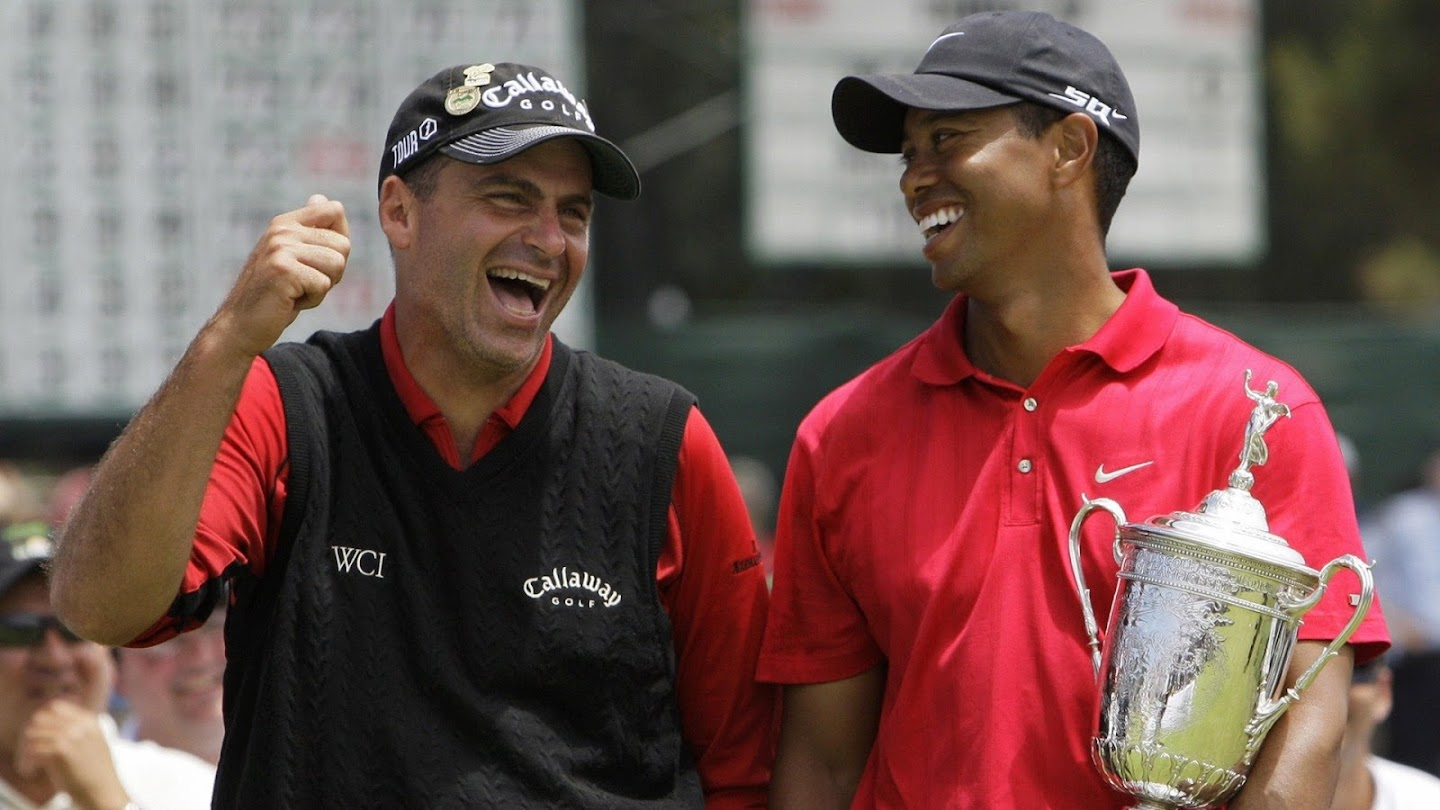 Watch Tiger and Rocco live