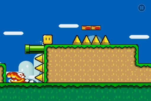 Geometric Pixel Dash 1.0 screenshots 2