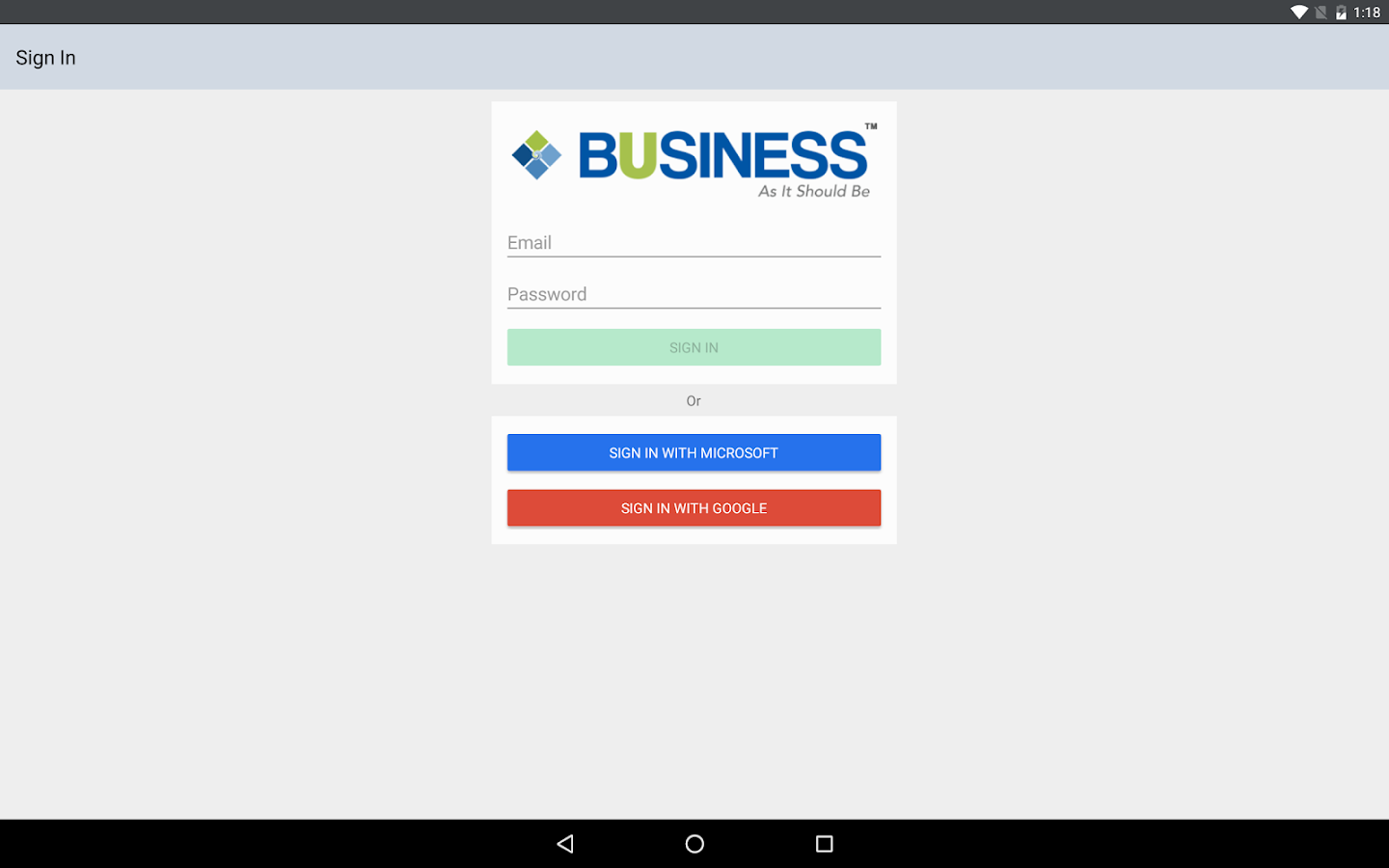 BUSINESS by Miles- screenshot