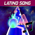 Latino Song Infinity Rush Game icon