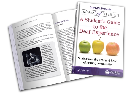 DJSC! A Student's Guide to the Deaf Experience