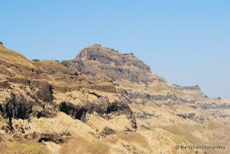Photo: Torana from just below of Budhala Machi