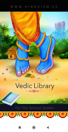 Vedic Library: Hindu Puranas, Gita & Spirituality 22.5 screenshots 1