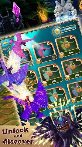android Dragon Rise: Run 3D Game Screenshot 5