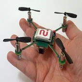 Quadcopter Video Surveillance