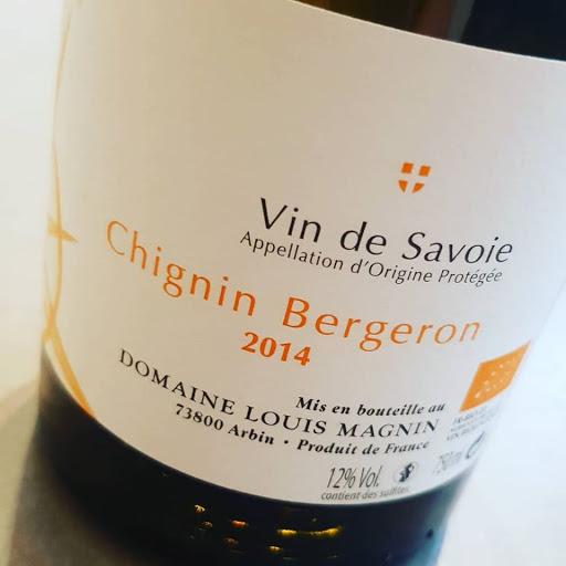 Sélection de Vins par DiotVino - Savoie - Domaine Louis Magnin