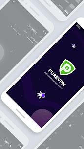 PureVPN – أفضل شبكة VPN آمنة لأنظمة Android 1