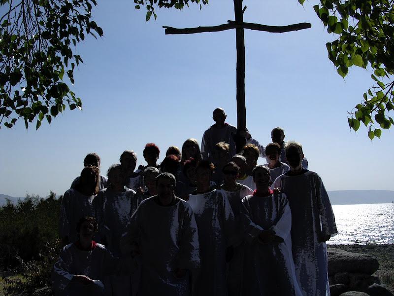 Gruppo in preghiera di beppeba