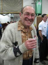 Photo: Our fourth fire chief, Werner Jahnsen