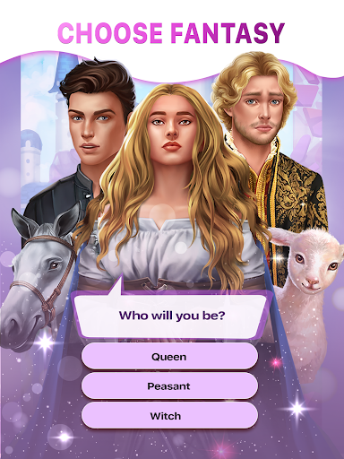 Screenshot for Love Sick: Interactive Stories in United States Play Store