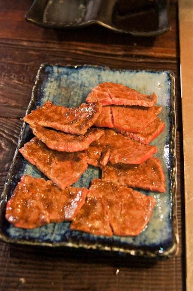 吳桑燒肉 -- 在居酒屋內享用優質美味的日式燒肉