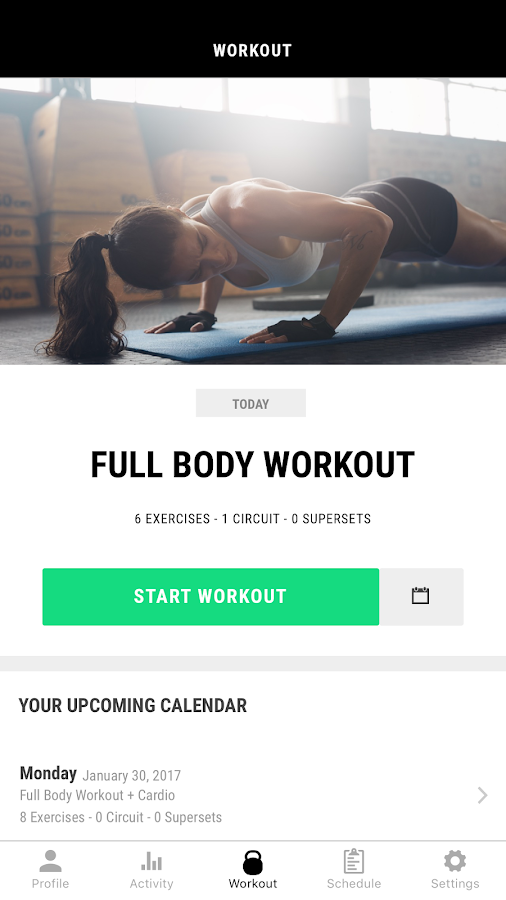 iGymPal: Best Personal Trainer- screenshot