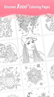 Becolor - Creative Coloring Book - Android Apps on Google Play