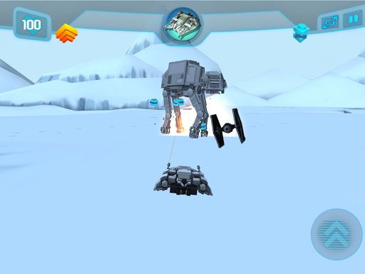 LEGO® Star Wars™ Yoda II screenshot 4