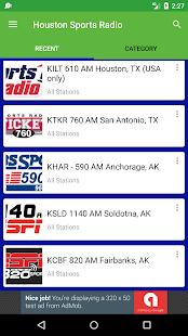 Houston Sports Radio - náhled