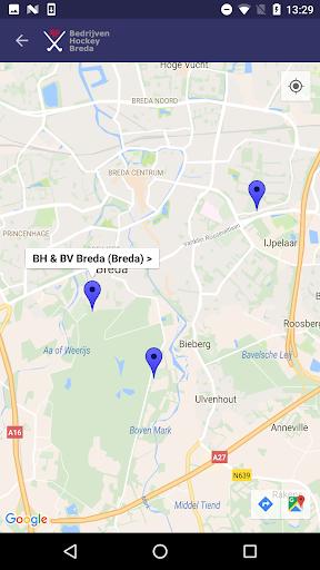 Bedrijven Hockey Breda screenshot 3