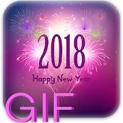 Happy New Year GIF 2018