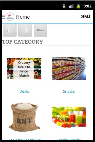 BlueBaniya.com India Grocery