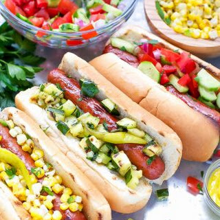 Summer Party With Hebrew National - Fun Hot Dog Toppings