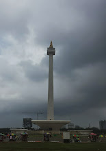 Photo: Jakarta's National Monument