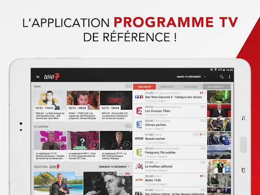 Télé 7 – Programme TV & Replay screenshot 9