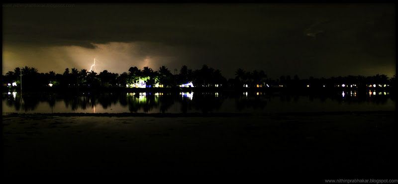 Photo: Long exposure-panorama-no HDR-photography  Exif Details:  Camera: Canon EOS 60D Exposure: 30 sec Aperture: f/4 Focal Length:18 mm ISO Speed:1000