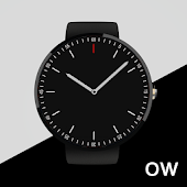 Moto Classic Watch Face