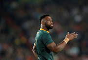 Springbok captain Siya Kolisi has paid tribute to the man who changed his life.