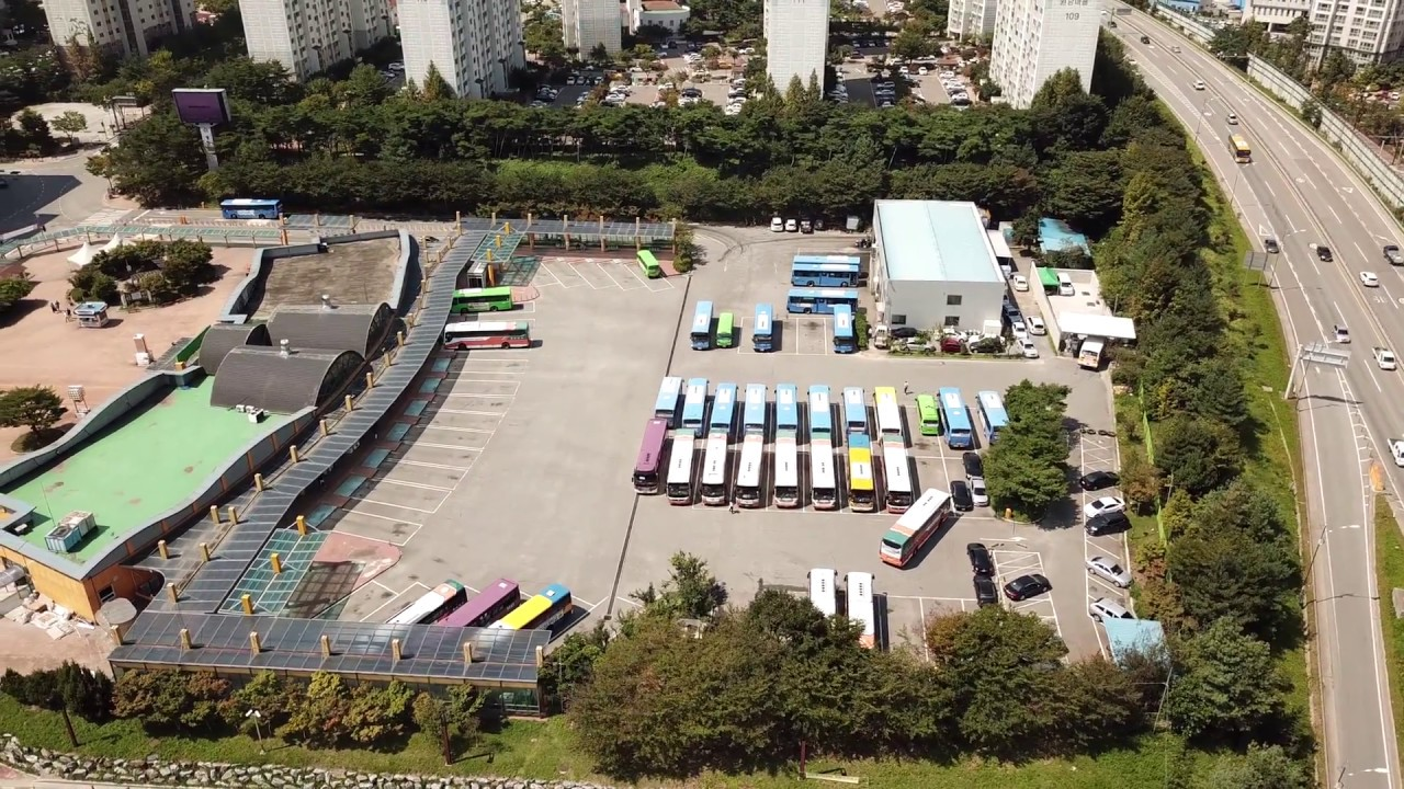 dangjin bus terminal