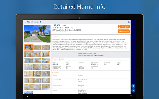 Homes.com  Aplicaciones (apk) descarga gratuita para Android/PC/Windows screenshot