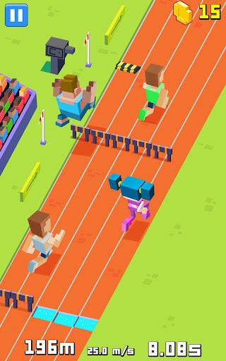 奥林匹乐向前冲!
