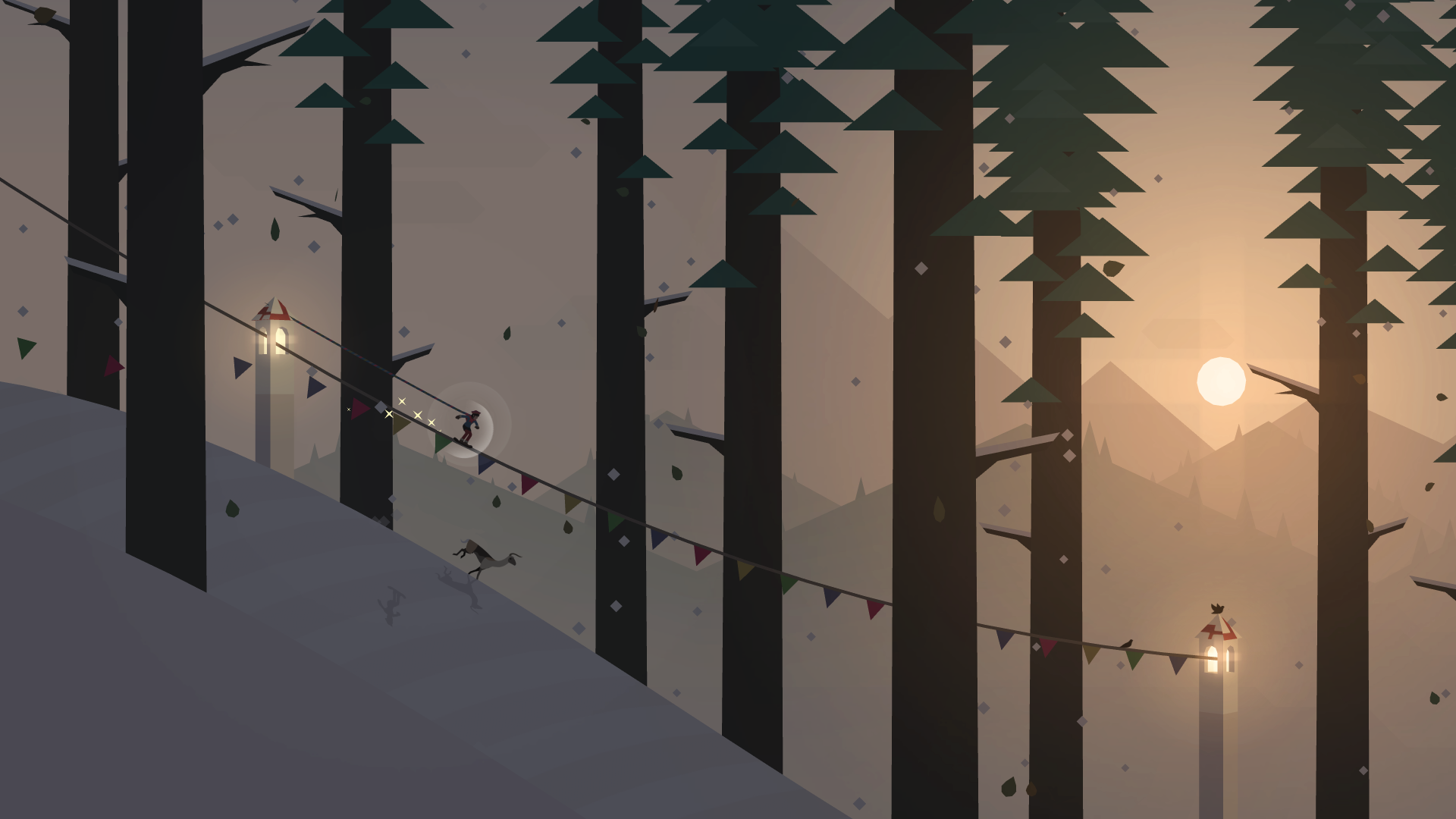 Alto's Adventure screenshot #5