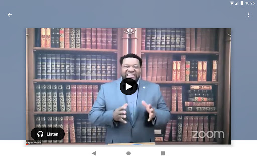 Prayer House COGBF screenshot 9