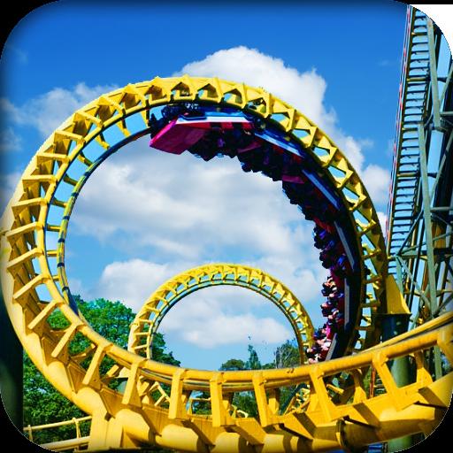 Drive Roller Coaster – Ride, Thrill & Adventure 3D