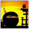 Annoying Ninja: Orange Game icon
