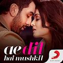 Ae Dil Hain Mushkil Movie Song icon