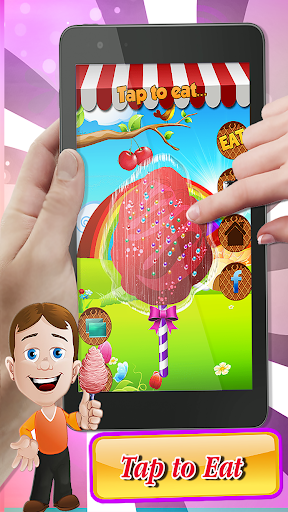 玩免費休閒APP|下載Cotton candy maker – kids game app不用錢|硬是要APP