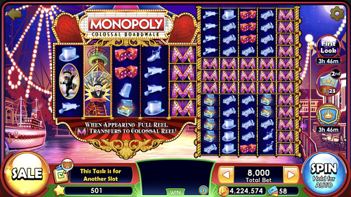 MONOPOLY Slots   Free Slot Machines & Casino Games screenshots 11