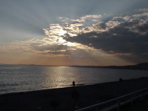 Photo: Nearing sunset.