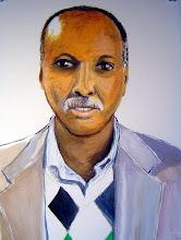 Photo: Portrait of Mohamed