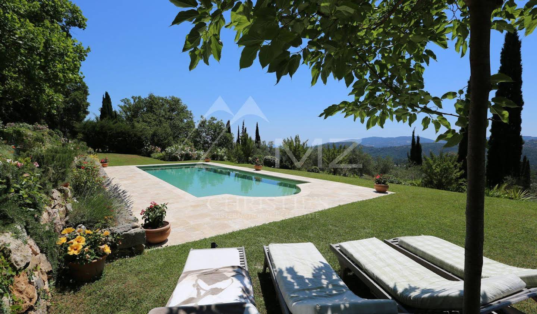 Maison avec piscine Cabris