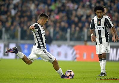 Sven Kums droomt even van stunt tegen Juventus, maar Dybala stelt met deze knappe vrijschop orde op zaken