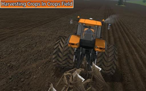 Drive Tractor trolley Offroad :Cargo simulator 1.01 screenshots 3