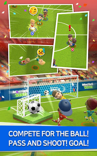 World Soccer King - Multiplayer Football 1.0.4 screenshots 9
