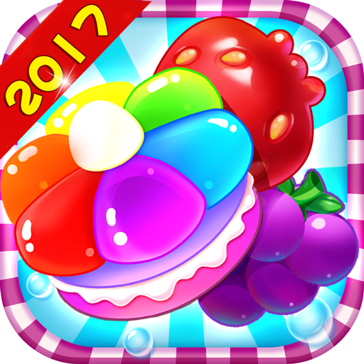 Candy Fruit Pop (game)